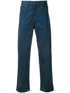 прямые джинсы Lemaire