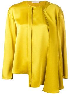 многослойная блузка с длинными рукавами Christopher Kane