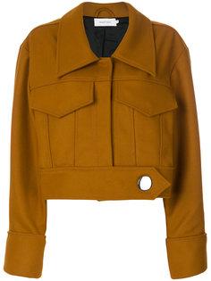 укороченная куртка с удлиненными рукавами  Marquesalmeida