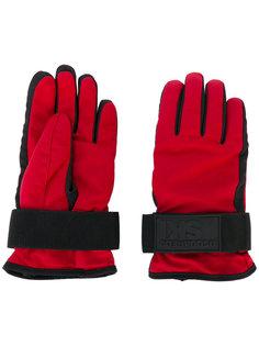 лыжные перчатки Dsquared2