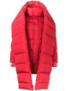 дутая куртка кроя оверсайз Balenciaga