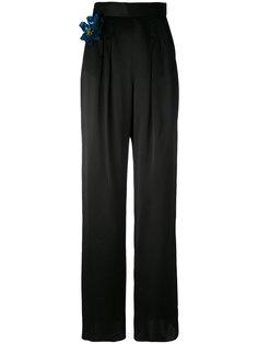 классические брюки Christopher Kane