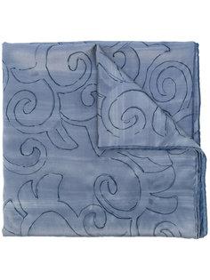 платок с узором Giorgio Armani