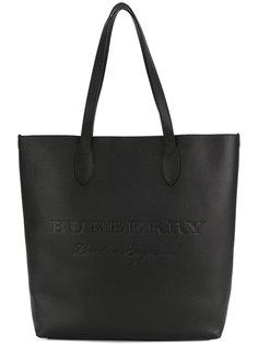 средняя сумка-тоут Burberry