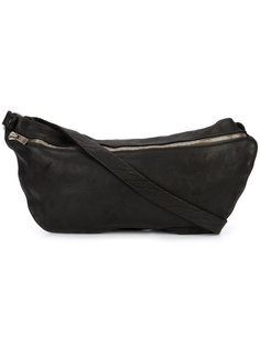 сумка на плечо на молнии Guidi