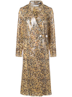 mottled raincoat Wanda Nylon