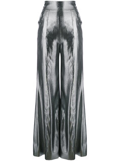 high waisted palazzo pants Wanda Nylon