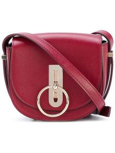 сумка-седло через плечо Nina Ricci