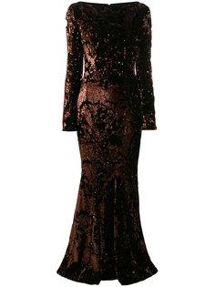платье Lorena Talbot Runhof