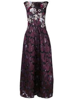 платье Noralee Talbot Runhof