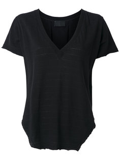 cut out sweatshirt blouse Andrea Bogosian