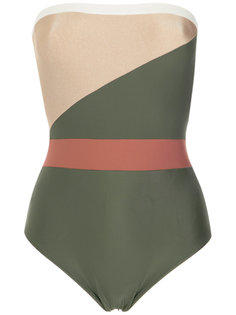 strapless swimsuit Adriana Degreas