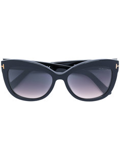 cat eye sunglasses Tom Ford Eyewear