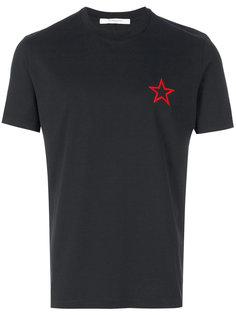 футболка с принтом в виде звезды Givenchy