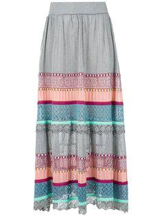 knitted midi skirt Cecilia Prado
