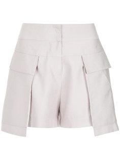 pockets shorts Giuliana Romanno