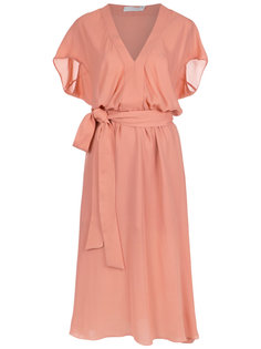 silk dress Giuliana Romanno