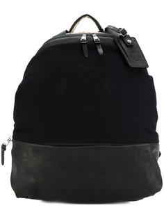 большой рюкзак с контрастной спинкой Al Duca D'Aosta 1902