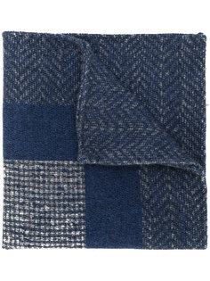 клетчатый шарф Al Duca D'Aosta 1902