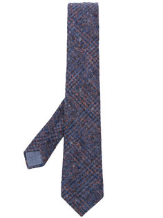 галстук с узором Al Duca D'Aosta 1902