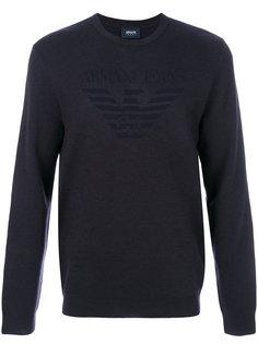 классический приталенный свитер Armani Jeans