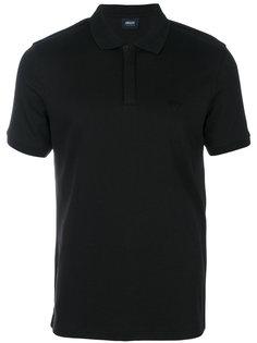 однотонная рубашка-поло Armani Jeans