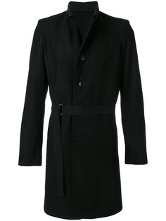 belted coat Ann Demeulemeester Grise