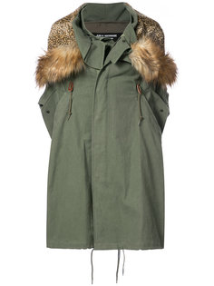 oversized parka jacket Junya Watanabe Comme Des Garçons