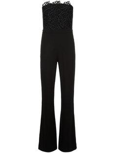 Sophia lace jumpsuit Rebecca Vallance