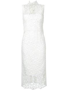 Sophia midi lace dress Rebecca Vallance