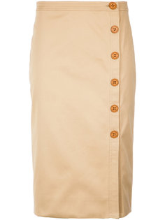button-up pencil skirt Andrea Marques