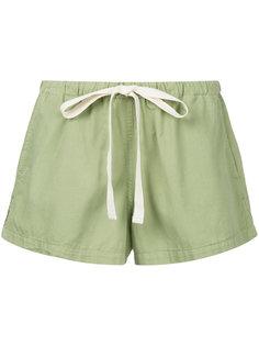 пляжные шорты со шнурком  Bassike