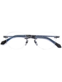 очки без оправы Brioni