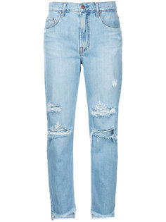Frankie Jean Ankle Mixed Up Nobody Denim