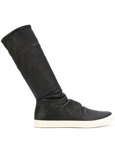 спортивные ботинки с носочной вставкой Rick Owens