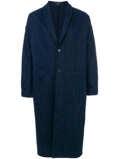 удлиненная джинсовая куртка Temeraire  Natural Selection