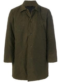 waxed coat Casey Casey