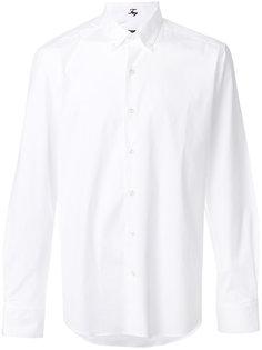 рубашка с воротником на пуговицах Fay