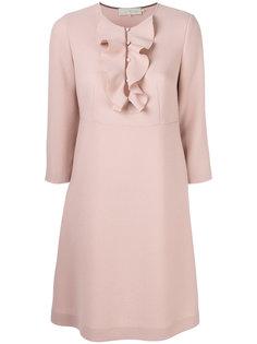 платье с оборкой  LAutre Chose