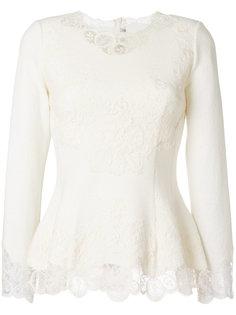 lace blouse  Ermanno Scervino