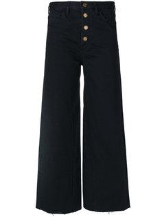 укороченные брюки Caron Mih Jeans