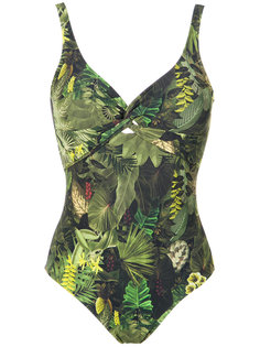 Adriana printed swimsuit Lygia & Nanny
