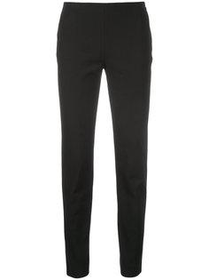 классические брюки скинни  Jil Sander Navy
