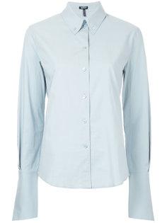 классическая приталенная рубашка  Jil Sander Navy