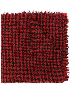 шарф в ломаную клетку Faliero Sarti