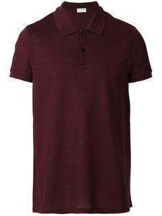 classic polo shirt Saint Laurent