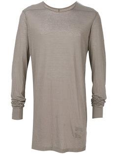 футболка с длинными рукавами Rick Owens DRKSHDW