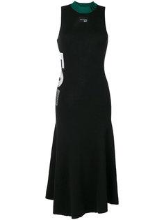 платье миди EQT Adidas Originals