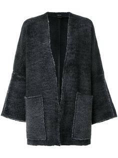 кардиган с рукавами кимоно  Avant Toi