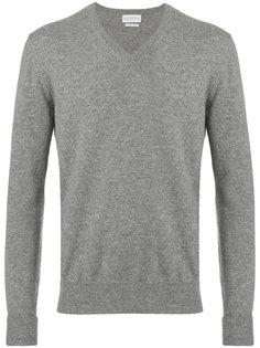 кашемировый трикотажный свитер Ballantyne